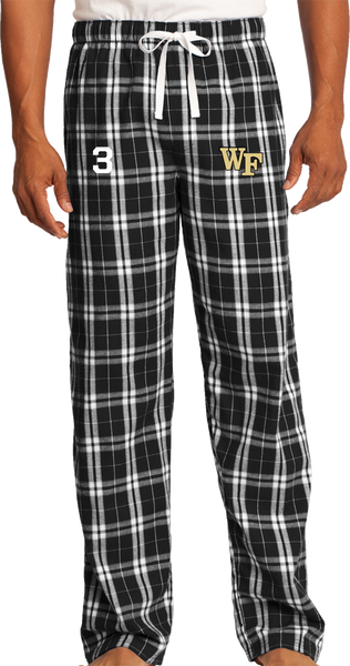 Wake Forest Flannel Plaid Pant