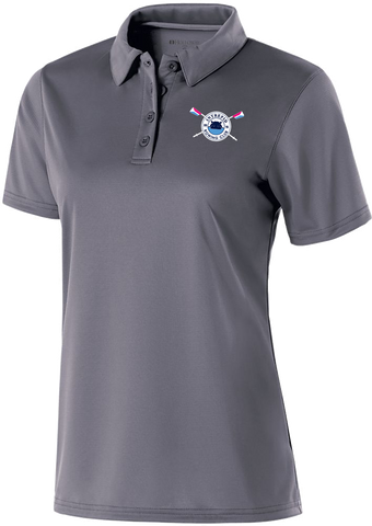 Copy of Intrepid Rowing Club Ladies Dri Fit Polo
