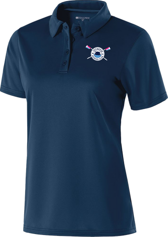 Intrepid Rowing Club Ladies Dri Fit Polo