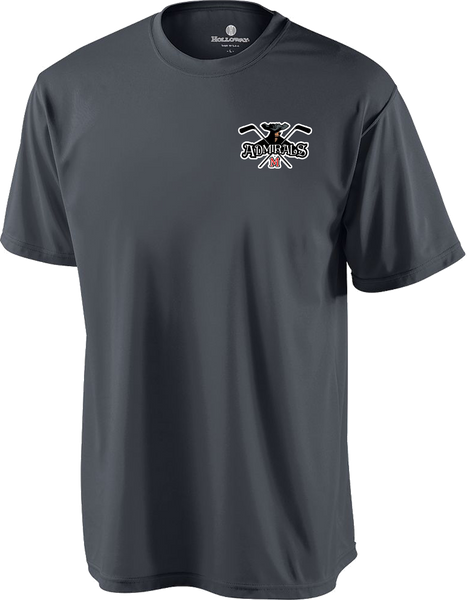 Admirals Hockey Dri-Fit Team Tee