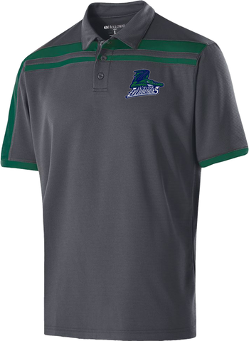 Jr. Everblades Charge Polo