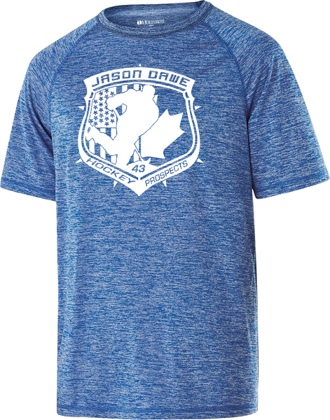 43 Hockey Prospects Heathered Dri-Fit T-Shirt