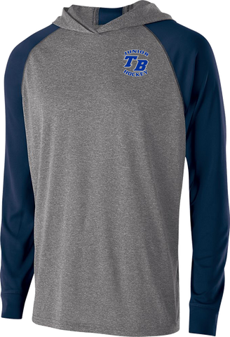 Tampa Bay Juniors Hockey Mechanical Echo Hoodie
