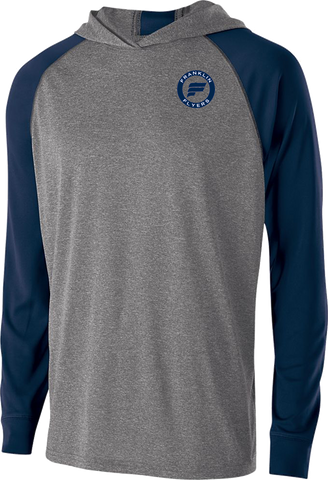 Franklin Flyers Hockey Mechanical Echo Hoodie