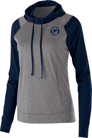 Franklin Flyers Hockey Ladies Mechanical Echo Hoodie