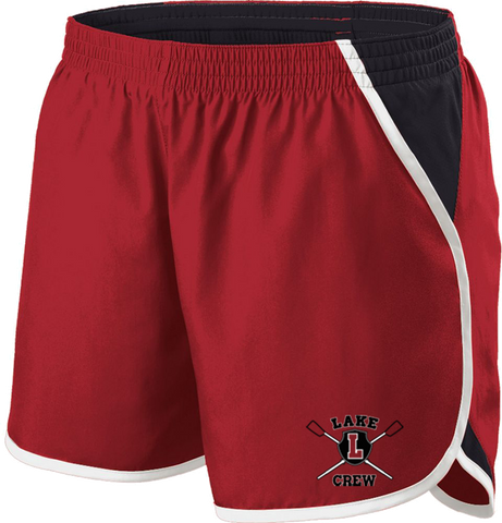 Lake Crew Embroidered Adrenaline Shorts