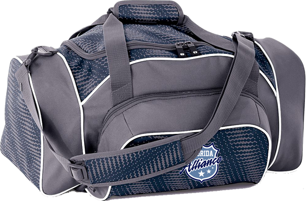 Alliance League Duffle Bag with Player #