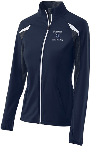 Franklin Field Hockey Girls Color Blocked Dry-Excel Jacket *Available in Youth*