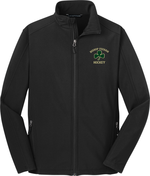Bishop Feehan Mens Core Soft Shell Jacket