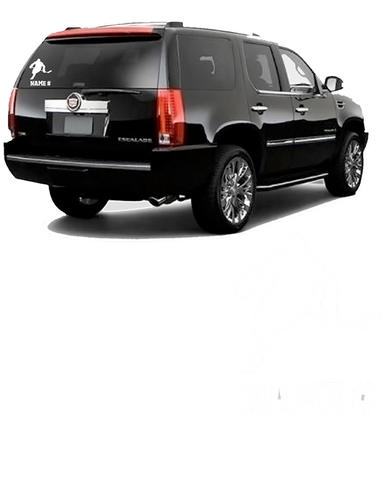 Vinyl Hockey Player Car Decal