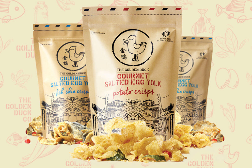 Singapore's salted egg chips makers bring savory rivalry to Manila