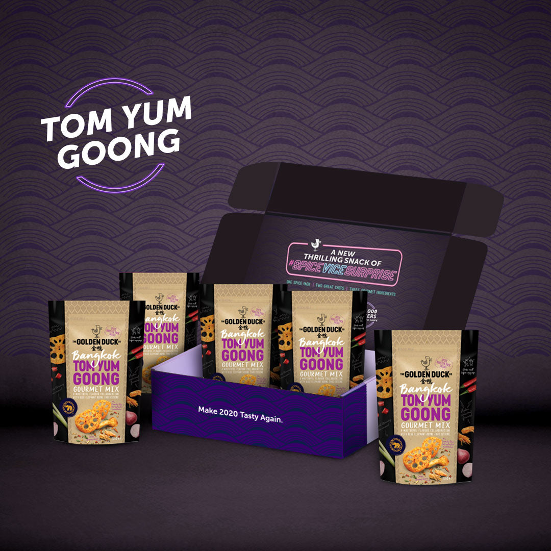 Snackbox : Tom Yum Goong Gourmet Mix