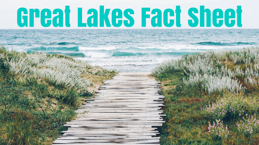 great lakes fact sheet