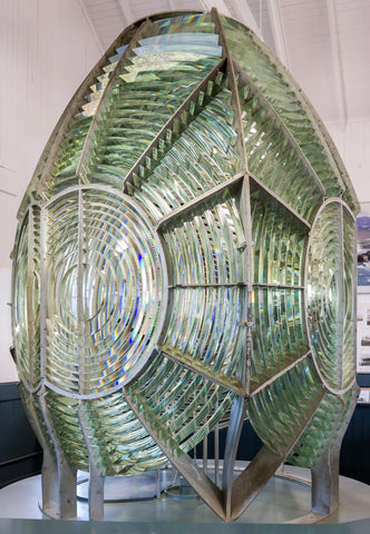 Fresnel Lens for Lighthouse