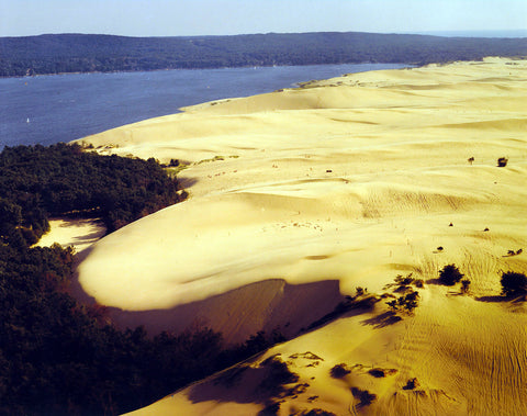 Silver Lake Dunes, Michigan