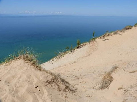 Arcadia Sand Dunes, Michigan