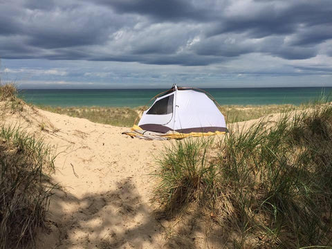 Nordhouse Sand Dunes, Michigan