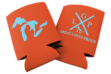 Great Lakes Proud Can Koozie