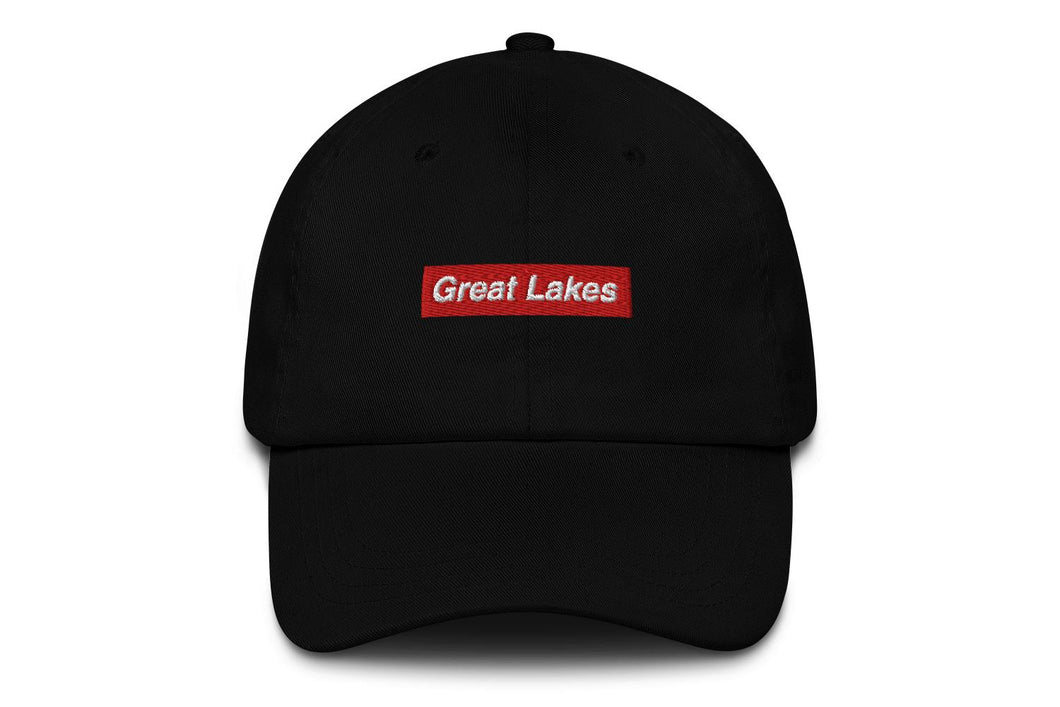 Great Lakes are Supreme Dad Hat