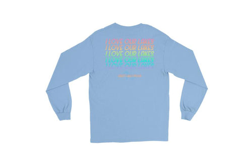 Great Lakes Proud Color Blast Long Sleeve T-Shirt