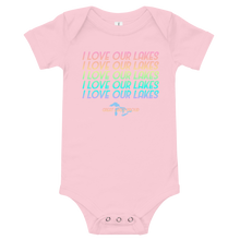 Great Lakes Infant I Love Our Lakes Onesie