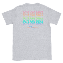 Great Lakes Proud Color Blast Unisex T-Shirt