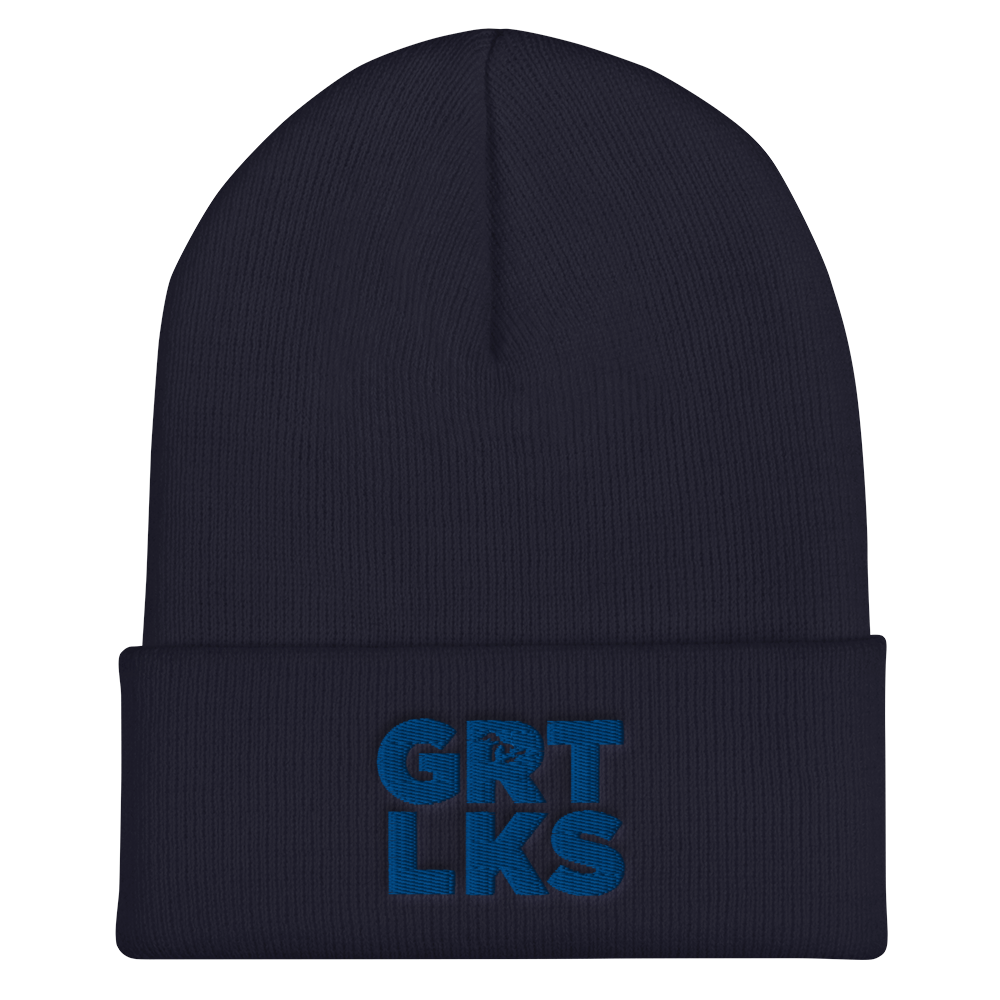 Great Lakes GRTLKS Statement Cuffed Beanie