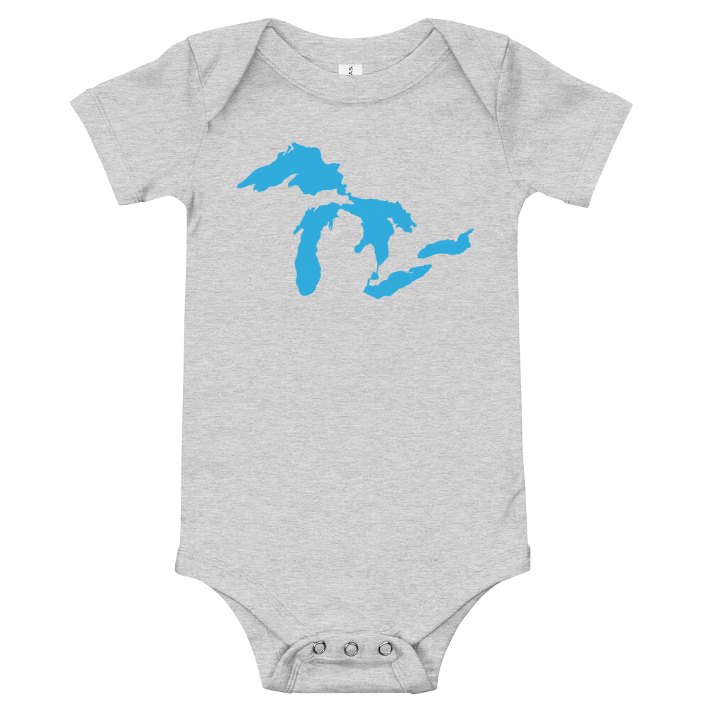 Great Lakes Proud Infant Onesie