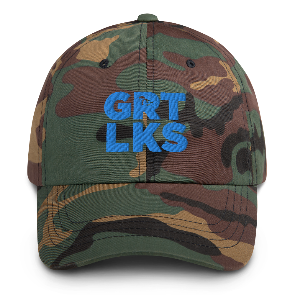 Great Lakes GRTLKS Statement Dad Hat