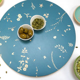 "Cathy Hilton Artisan Hand Painted Woodware Lazy Susan Hedgerow<meta property=""og:image"" content=""{{ product.featured_image 