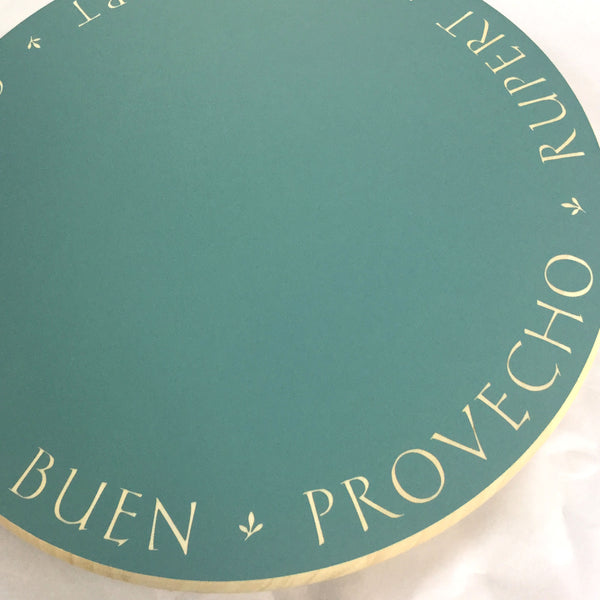 Personalised Lazy Susan ~ Can have any wording