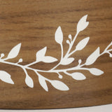 Cathy Hilton Artisan Hand Painted Woodware Tray