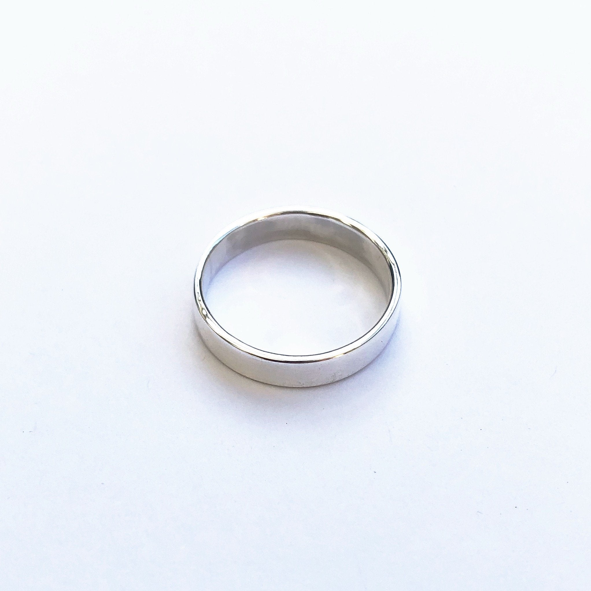 Thick Ring - 4mm