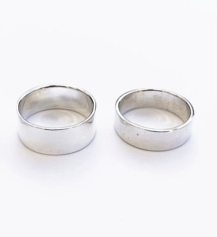 Thick Ring - 6mm / 8mm / 10mm