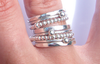 Stack Ring - Beaten