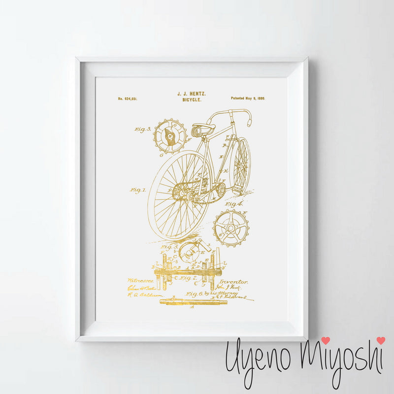 Patent - Bicycle II