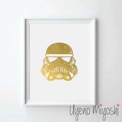 Star Wars Trooper Helmet