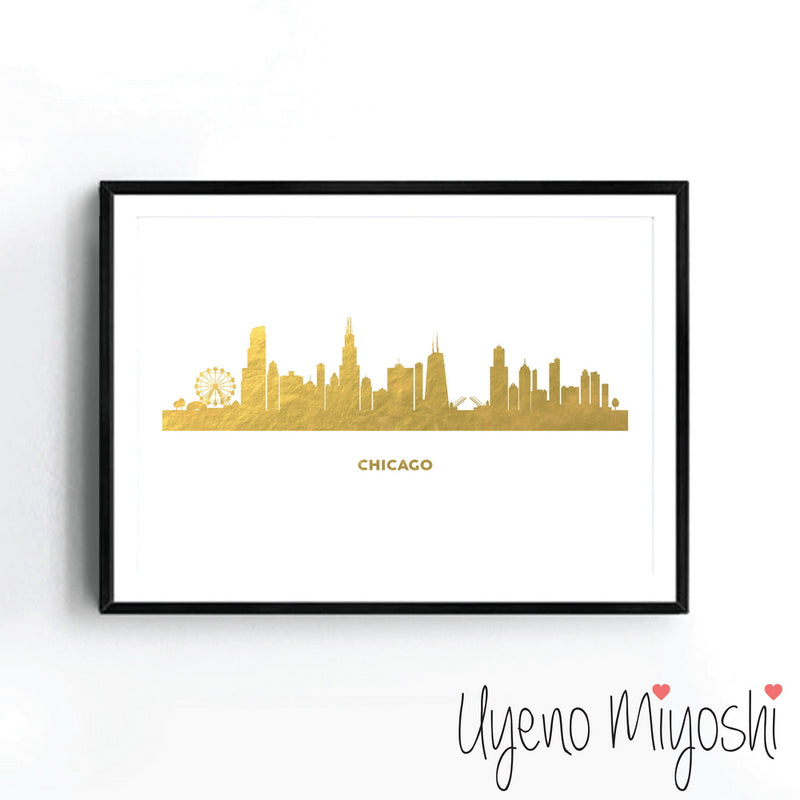 Chicago Skyline III