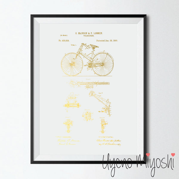 Patent - Bicycle I