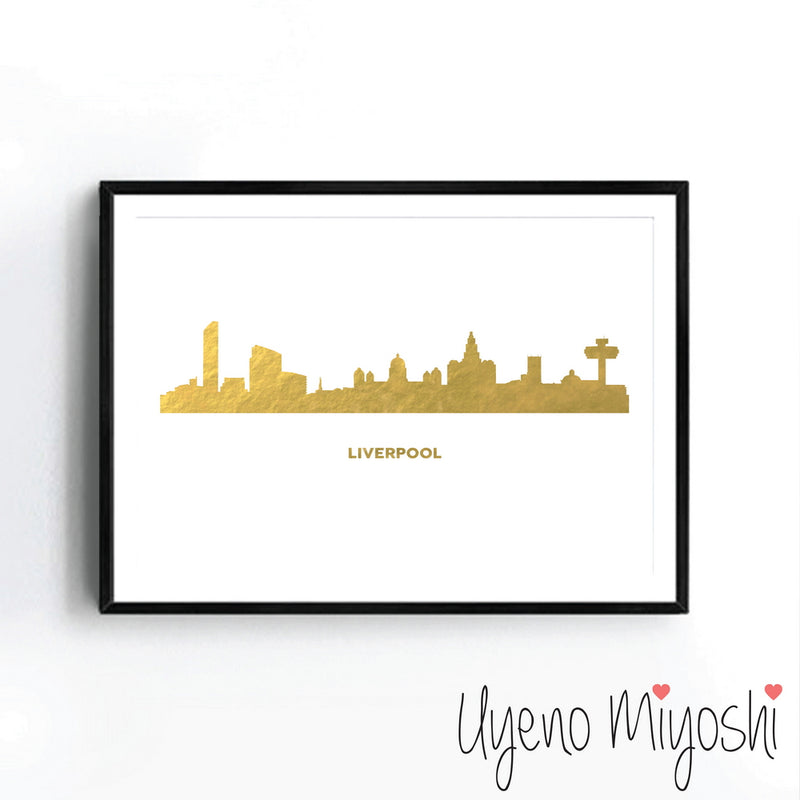 Liverpool Skyline II