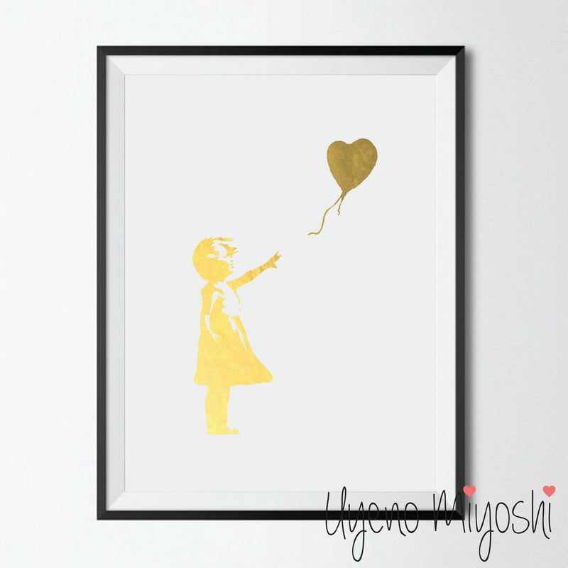 Balloon Girl II