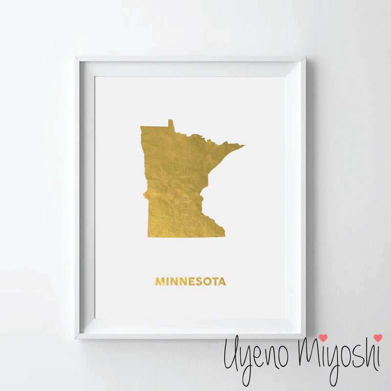 Map - Minnesota