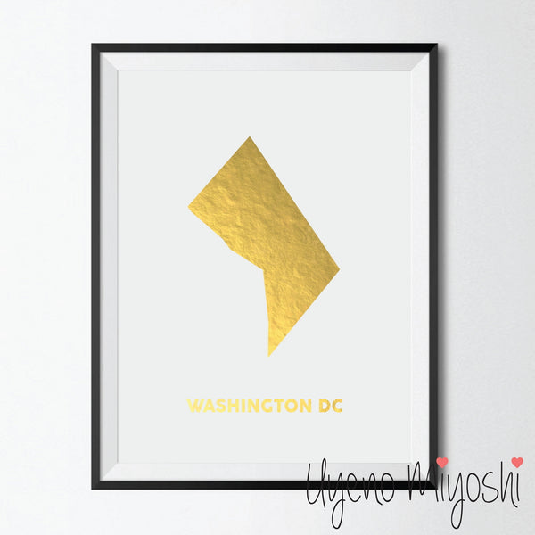Map - Washington DC