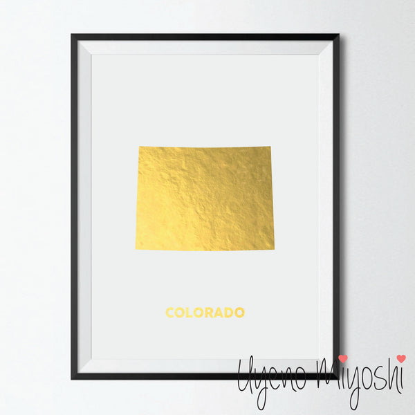 Map - Colorado