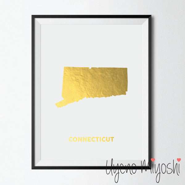 Map - Connecticut