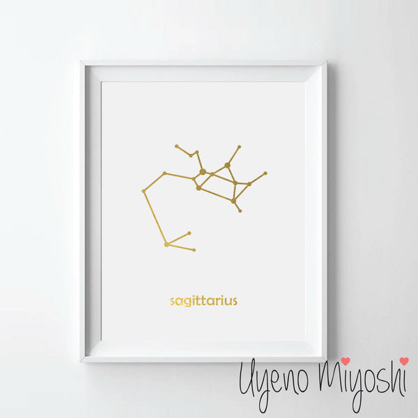 Constellation - Sagittarius
