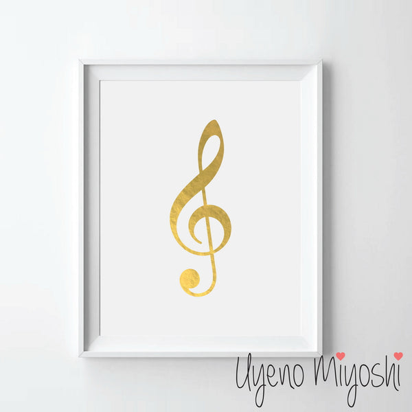 Music Note I