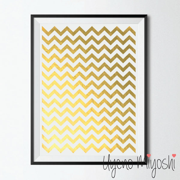 Pattern - Chevron I