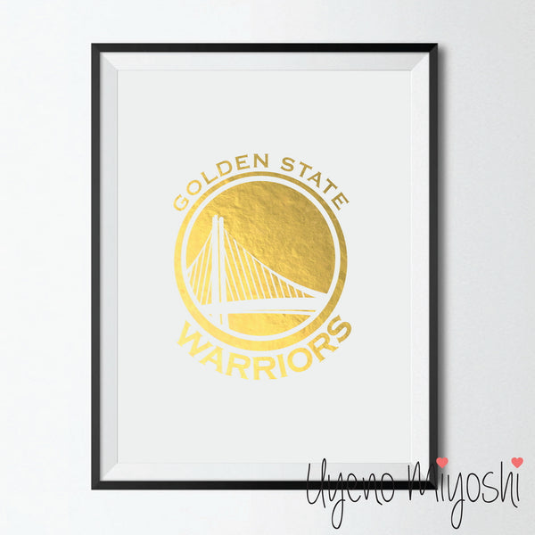 Golden State Warrior's Logo