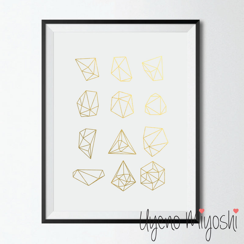 Polygonal Triangle